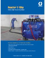 Reactor E-10hp Flyer