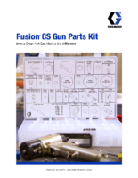 349690EN-A Fusion CS Gun Parts Kit